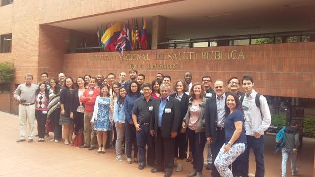 Medellin workshop group photo